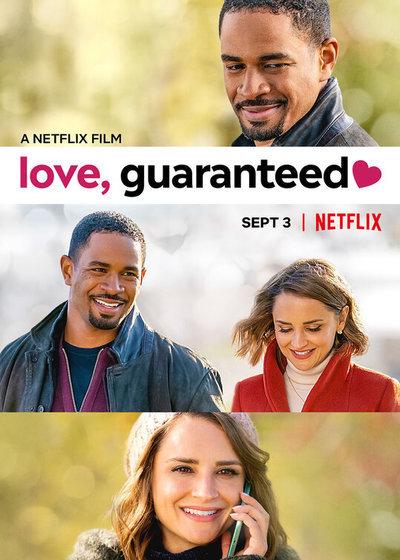 Love, Guaranteed movie poster