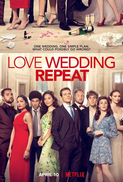 Love. Wedding. Repeat movie poster