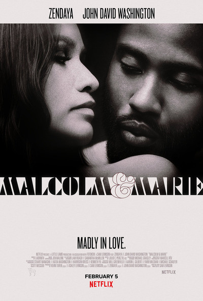 Malcolm & Marie movie poster