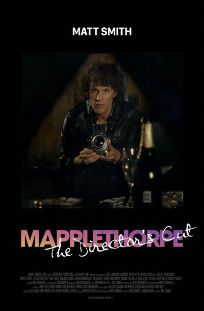 Mapplethorpe: The Director's Cut movie poster