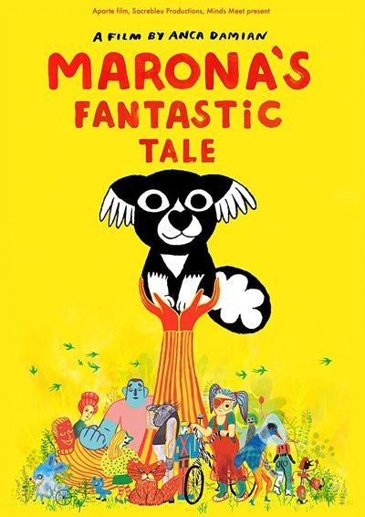 Marona's Fantastic Tale movie poster