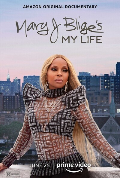 Mary J Blige's My Life movie poster