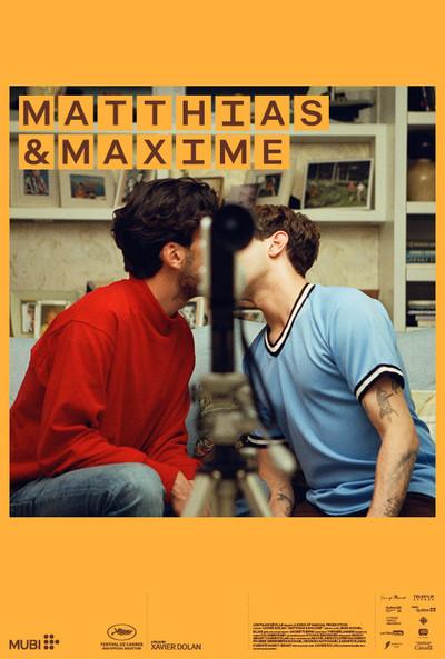 Matthias & Maxime movie poster