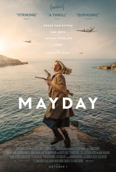 Mayday movie poster