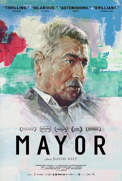 Mayor movie poster