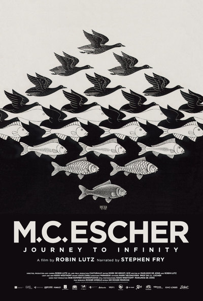 M.C. Escher: Journey to Infinity movie poster