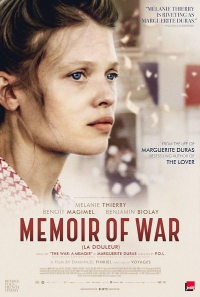 Memoir of War movie poster