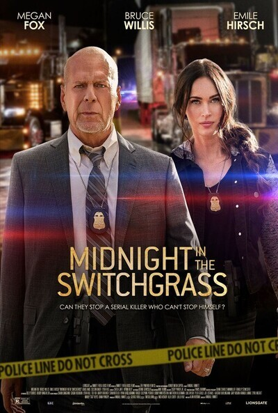 Midnight in the Switchgrass movie poster