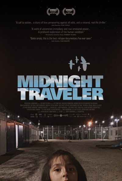 Midnight Traveler movie poster