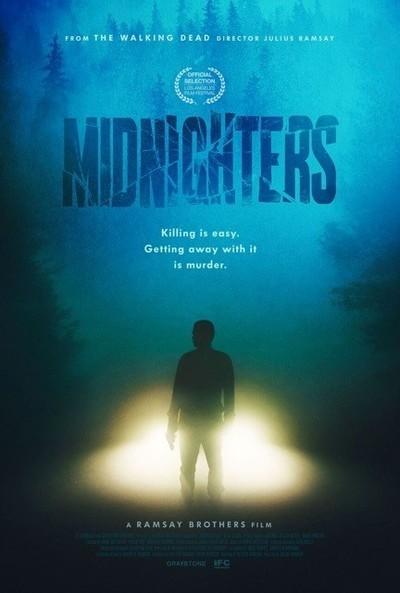 Midnighters movie poster