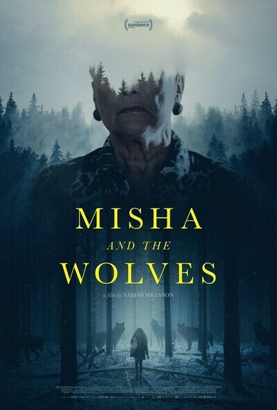 Misha and the Wolves movie poster