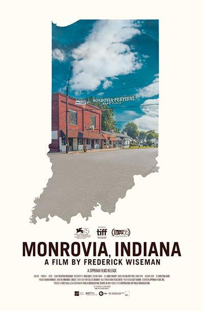 Monrovia, Indiana movie poster