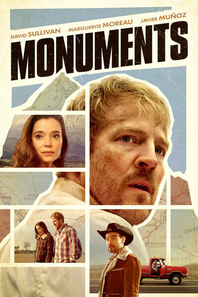 Monuments movie poster