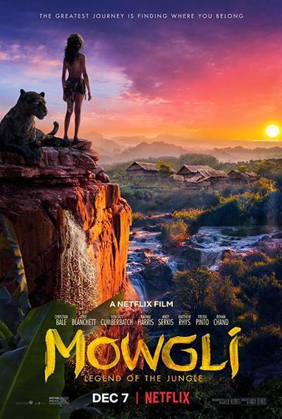 Mowgli: Legend of the Jungle movie poster