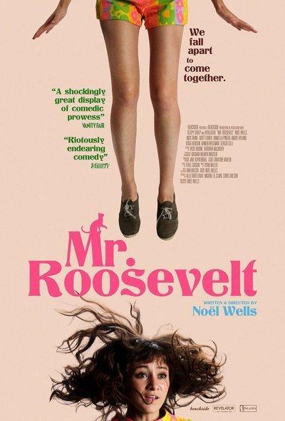 Mr. Roosevelt movie poster