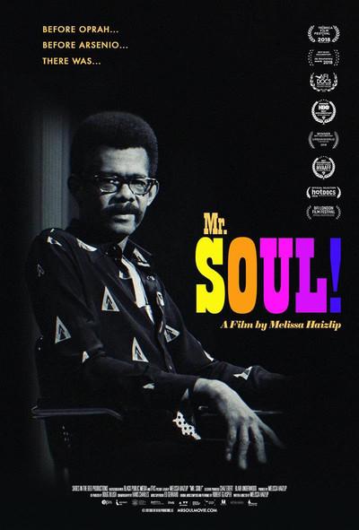 Mr. Soul! movie poster