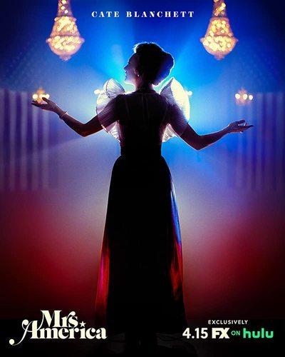 Mrs. America movie poster