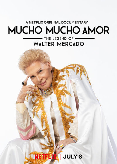 Mucho Mucho Amor movie poster