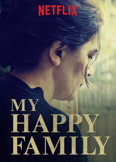 My Happy Family movie poster