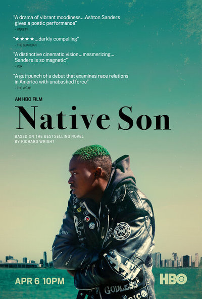 Native Son movie poster