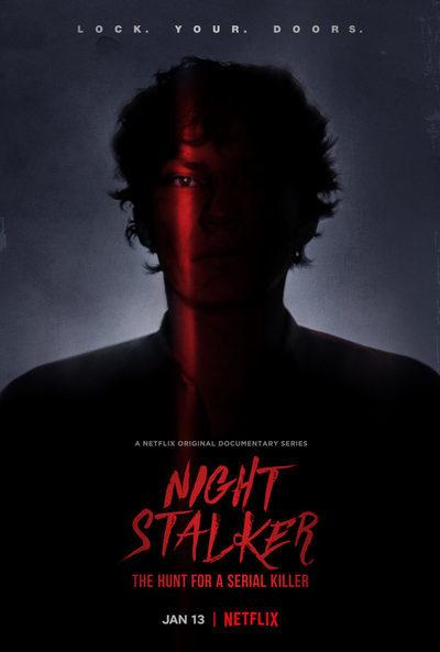 Night Stalker: The Hunt for a Serial Killer movie poster