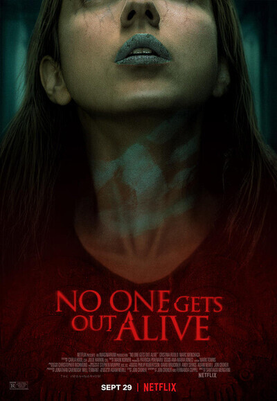 No One Gets Out Alive movie poster