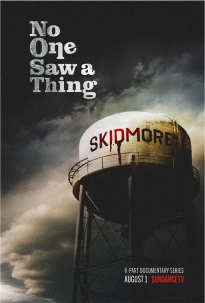 No One Saw a Thing movie poster