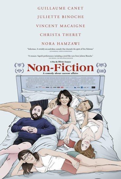 Non-Fiction movie poster