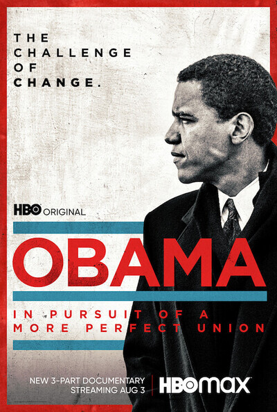 Obama: In Pursuit of a More Perfect Union movie poster