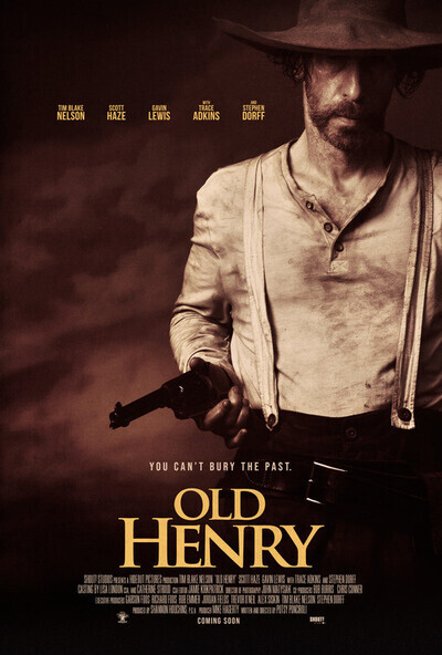 Old Henry movie poster