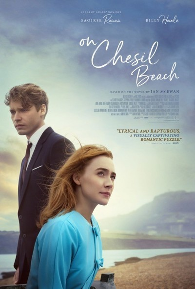 On Chesil Beach movie poster