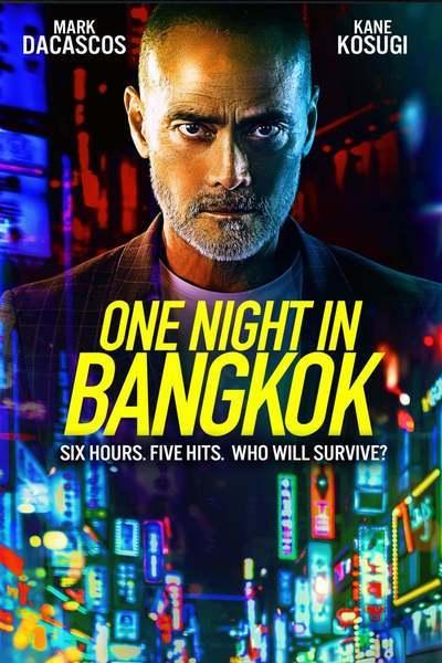 One Night in Bangkok movie poster