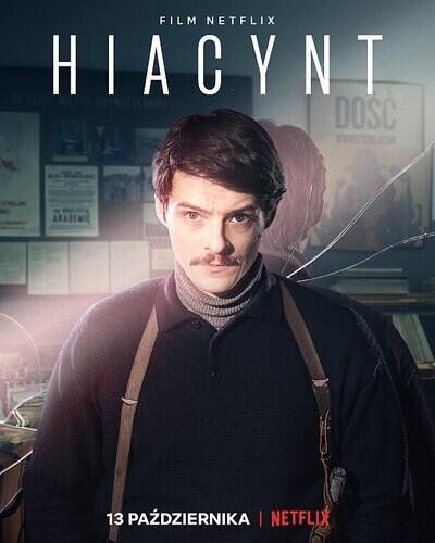 Operation Hyacinth movie poster