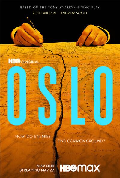 Oslo movie poster