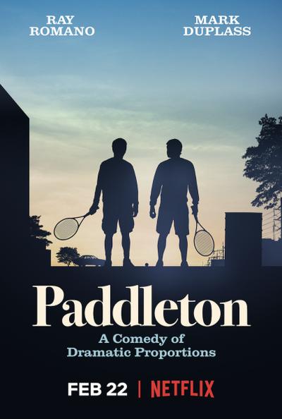 Paddleton movie poster