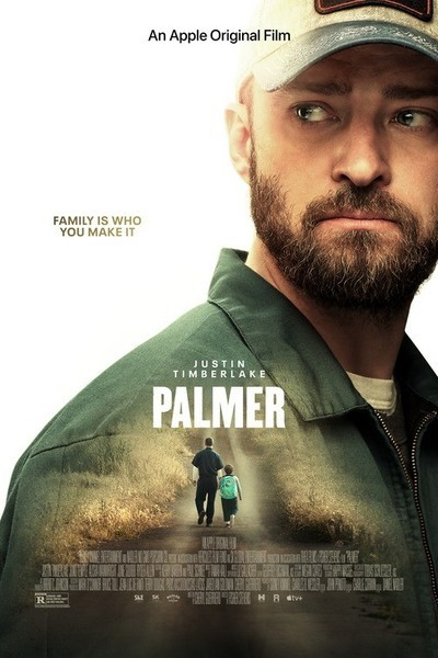 Palmer movie poster