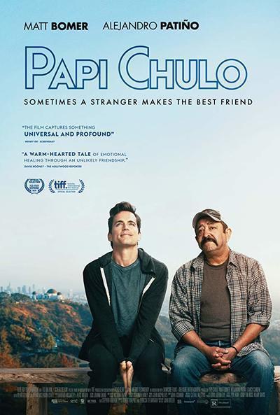 Papi Chulo movie poster