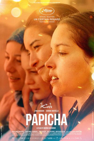 Papicha movie poster