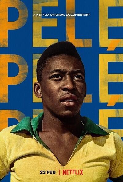 Pelé movie poster