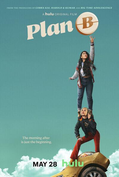 Plan B movie poster