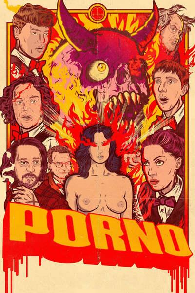 Porno movie poster