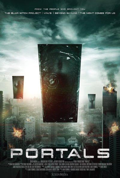 Portals movie poster