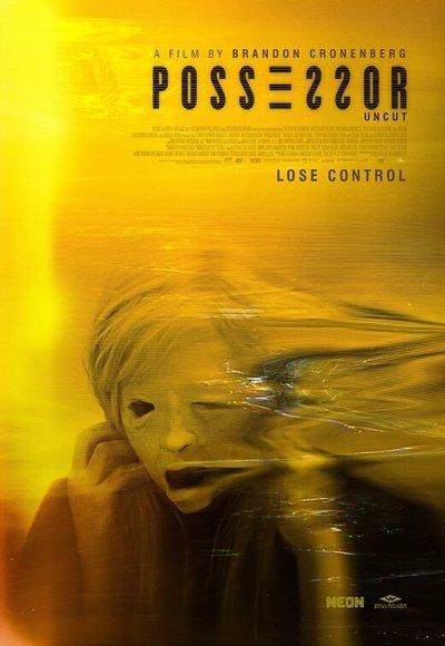 Possessor  movie poster