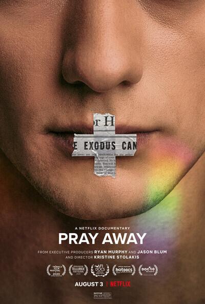 Pray Away movie poster