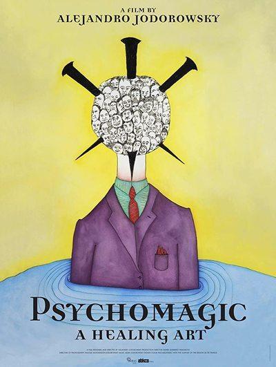 Psychomagic, A Healing Art movie poster