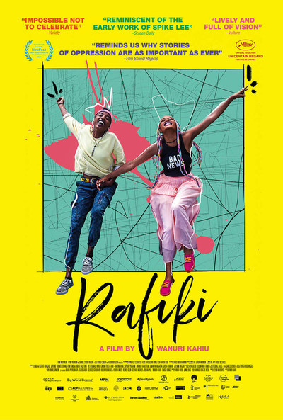 Rafiki movie poster