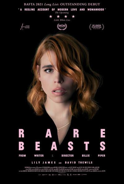 Rare Beasts movie poster
