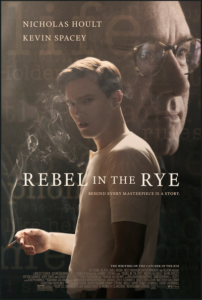 Rebel in the Rye movie poster