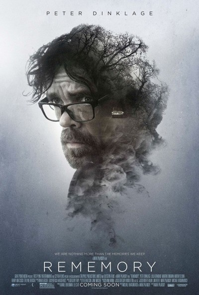 Rememory movie poster