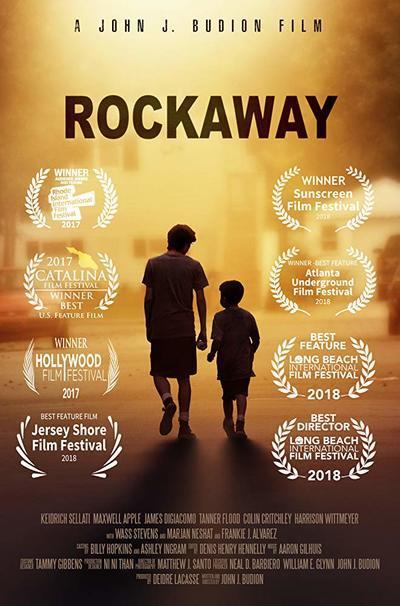 Rockaway movie poster